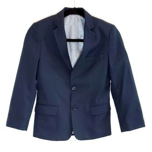 Tommy Hilfiger Boys Navy Blue Blazer